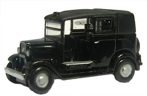 Austin Low Loader Taxi Black