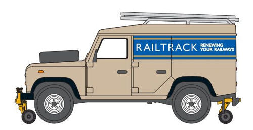 Rail/Road Defender Railtrack