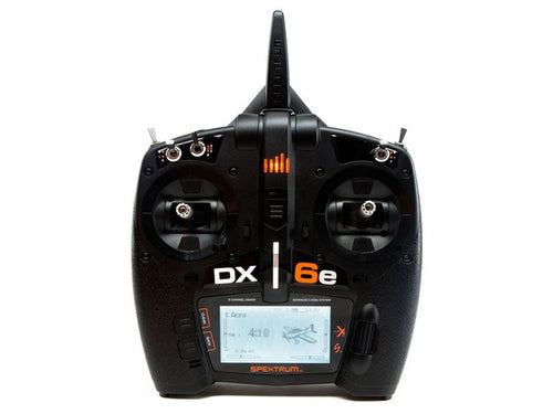 DX6e 6CH Transmitter Only EU