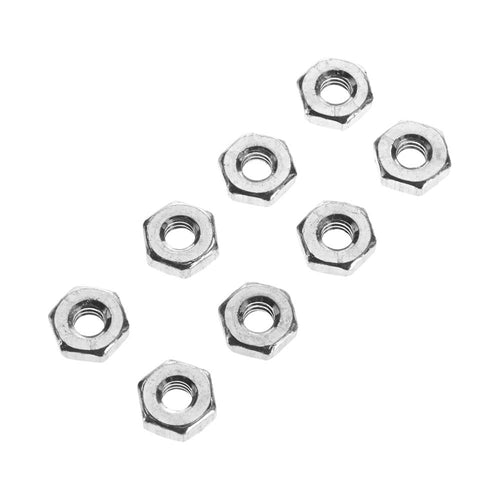 8-32 Hex Nuts (8)