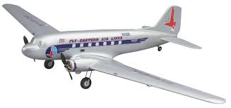 GREAT PLANES ELECTRIFLY DC-3 55