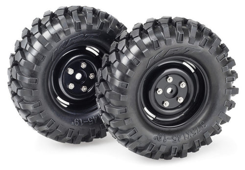 Wheel Set Crawler