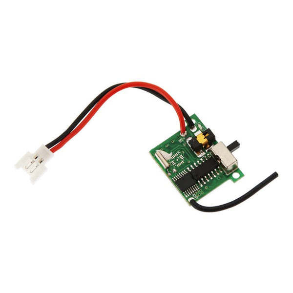 3-Channel 2.4GHz Receiver  Twin