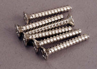 Screws, 3x20mm countersunk