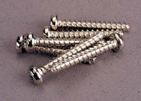 Screws, 3x20mm roundhead