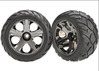 Tires & wheels, All-Star black