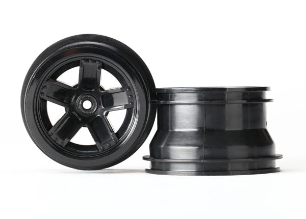 Wheels, Teton (black) (2)