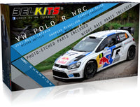 1/24 VW Polo R Red Bull WRC