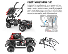 REDCAT RACING EVEREST GEN7 - BLACK EDITION - ABSIMA RC Crawler