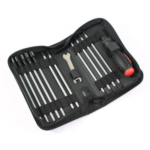 FASTRAX 19-in-1 TOOL BAG 3xSLOT, 3x