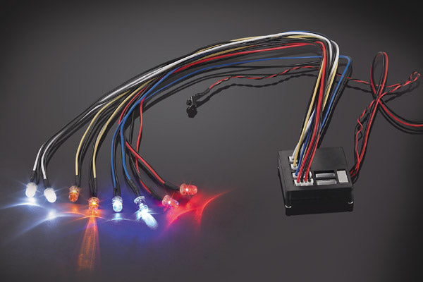FASTRAX FLASHING LIGHT KIT MULTIPLE FUNCTIONS 18LED LIGHT