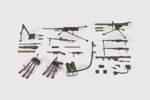 U.S.Infantry Weapons