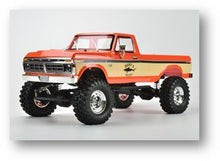 Carisma Scale Adventure SCA-1E 1976 Ford F-150 1/10th 4wd Ready to Run Scale Truck