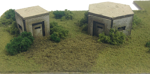 TYPE 22 & TYPE 26 PILLBOX