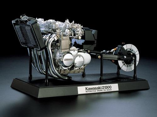 Kawasaki Z1300 Motorcycle Engine