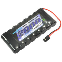 VOLTZ 2000mAh 9.6v Fat Pack