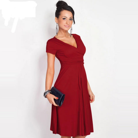 Women dress regular and plus size - armazonee Store