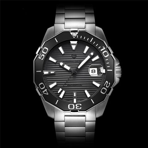 Classic Diving Mechanical Men Watch - armazonee Store