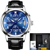 Luxury Fashion Business Quartz Men Watch - armazonee Store