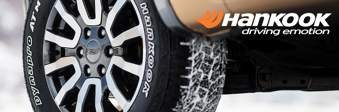 Hankook Dynapro AT-m (RF10) tires