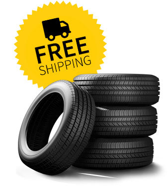 Tires Shipped 2 You - Free Shipping