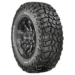 Image Cooper Discoverer STT Pro Off Road Mud Tire - LT295/70R17 LRE 10PLY Rated