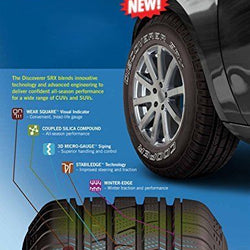 Image Cooper Discoverer SRX All Season Tire - 255/55R20 110H