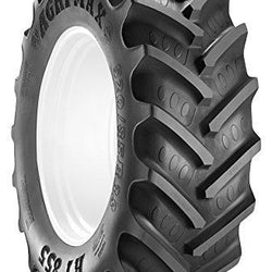 Image BKT AS 504 I-3 All Terrain Traction Farm Tire - 7.50-18 LRD 8PLY Rated