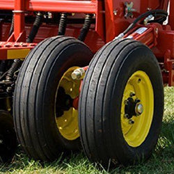 Image Carlisle Farm Specialist I-1 Implement Agricultural Tire - 11L-15 LRF 12PLY Rated