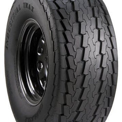 Image Carlisle Industrial Trax Industrial Tire - 25X850-12 LRC 6PLY Rated