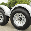 Image Carlisle Sport Trail LH Bias Trailer Tire - 8-14.5 LRF 12PLY Rated
