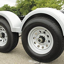 Image Carlisle Sport Trail LH Bias Trailer Tire - ST185/80D13 LRD 8PLY Rated