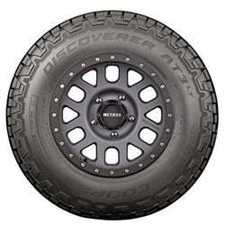 Image Cooper Discoverer A/T3 LT All Terrain Tire - LT265/65R18 122R LRE 10PLY Rated