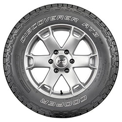 Image Cooper Discoverer A/T3 4S All Terrain Tire - 235/60R17 102T