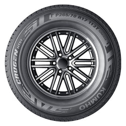 Image Kumho Crugen HT51 All Season Tire - LT235/85R16 10PLY Rated