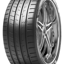 Image Kumho Ecsta PS91 Summer Performance Tire - 295/30ZR20 101Y