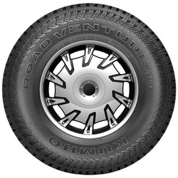 Image Kumho Road Venture AT51 All-Terrain Tire - LT215/85R16 10PLY Rated