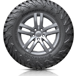 Image Hankook RT05 M/T Mud Tire - LT265/70R17 LRE 10PLY Rated