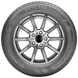 Image Kumho Solus TA11 All Season Tire - 225/65R16 100T
