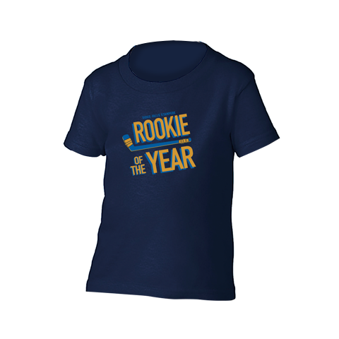 Youth Rookie of the Year Royal Shirt