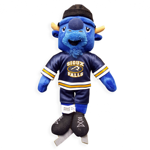 Stomp Plush Toy Factory Doll