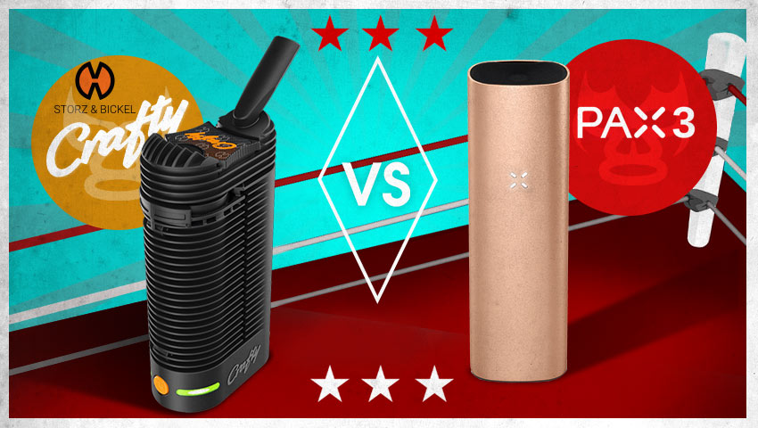 Crafty vs PAX 3 - Which Is King?
