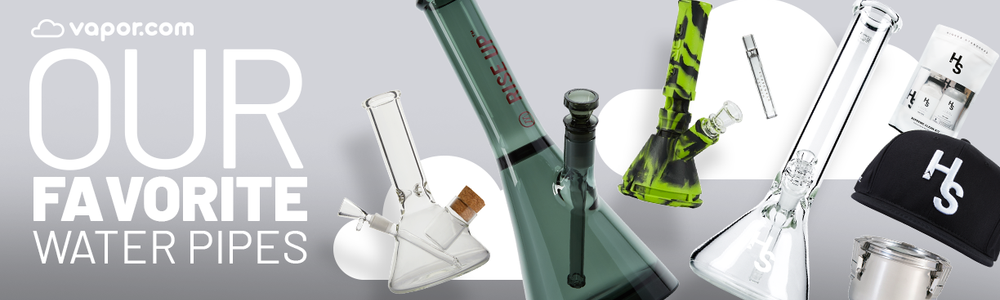 Our Favorite Water Pipes