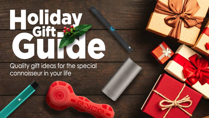 vapor.com's Holiday Gift Guide of 2018