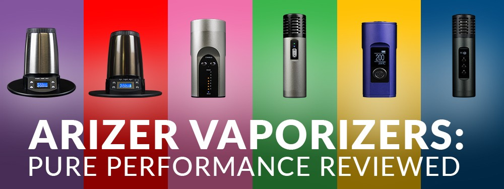Arizer Vaporizers Rundown