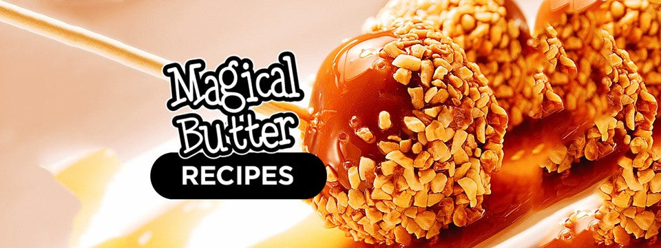 Creamy Caramel Apples with the MagicalButter