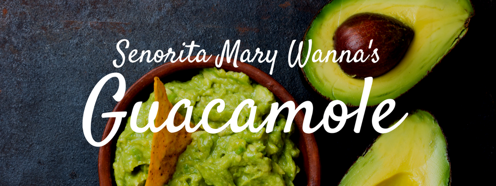 Magical Mary Wanna's Guacamole