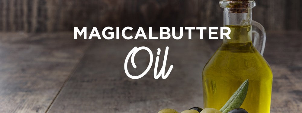 HOW TO: Make MagicalButter Oil