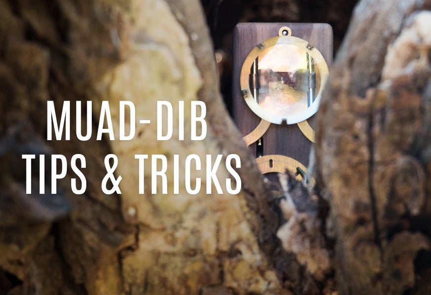 Muad-Dib Vaporizer Tips & Tricks