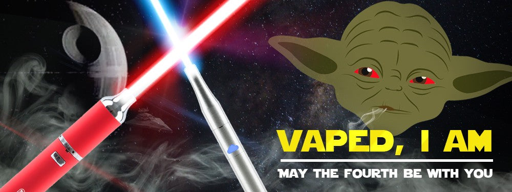 Star Wars Day | MAY THE FOURTH BE WITH YOU!